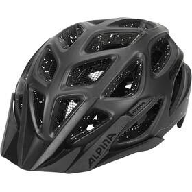 Alpina Mythos Tocsen Helm schwarz